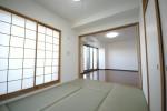 東京マスタープレイス 和室リビング
